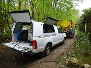 Pour le curage canalisation Yvelines 78 et l'assainissement de vos canalisations, faites confiance à notre équipe sérieuse et expérimentée.